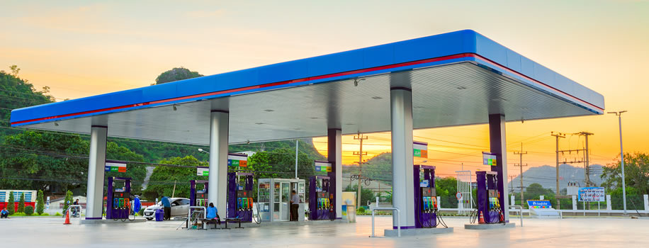 Security Solutions for Gas Stations in Greenwood,  SC